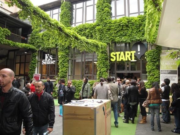 Неделя Дизайна в Милане: fuorisalone. Изображение № 1.