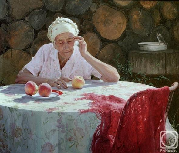 Крапоух Юрий «Душевная простота». Изображение № 12.