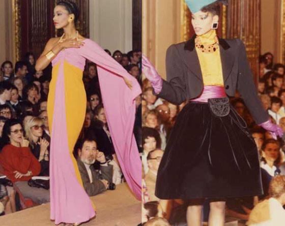 Архив: коллекции Yves Saint Laurent 1962-1999. Изображение № 18.