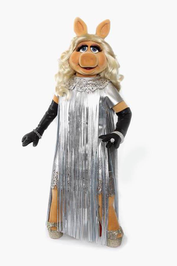 Мисс Пигги - Самая модная свинка мира.. Изображение № 9.