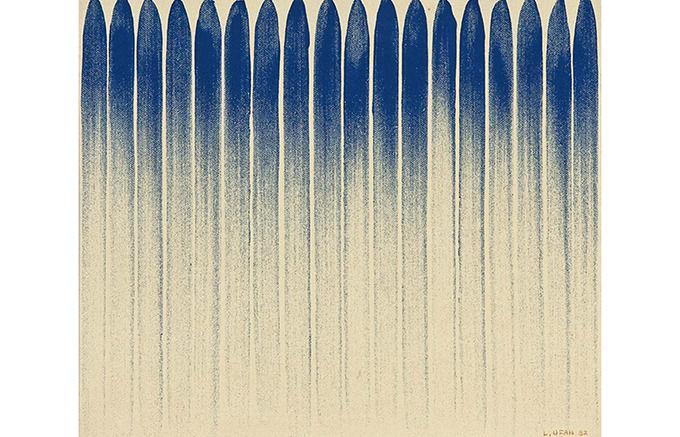 Lee Ufan From Line, 1979 . Изображение № 34.