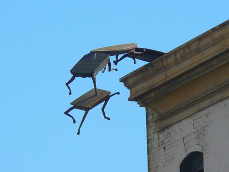 Brian Goggin иего странные скульптуры. Изображение № 5.