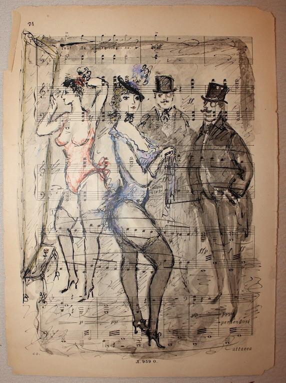 Универсальный художник - В.И. Соболевский. Изображение № 32.