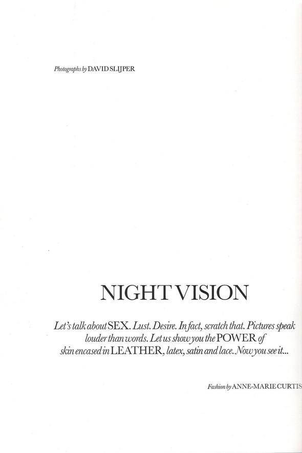 Съёмка: Ким Норда для Elle. Изображение № 1.