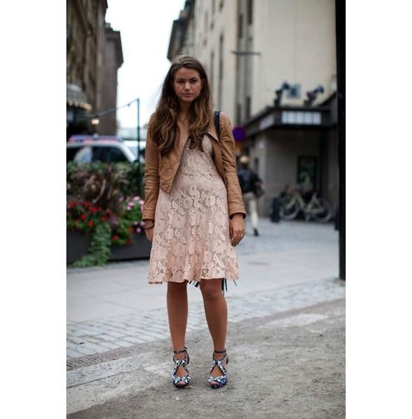 Луки с недель моды в Копенгагене и Стокгольме. Изображение № 42.