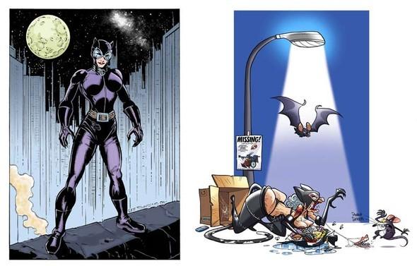 Что случается с супергероями, когда они на пенсии?. Изображение № 9.