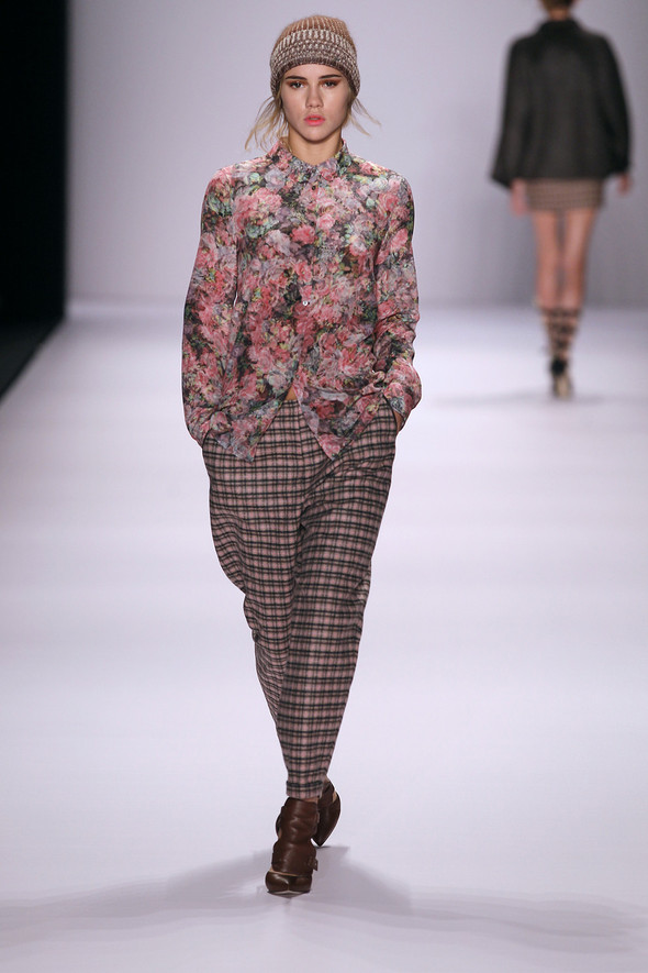 Berlin Fashion Week A/W 2012: Escada Sport. Изображение № 7.