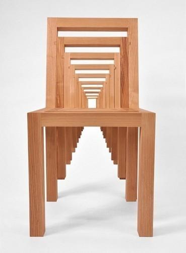 Изображение 1. Предмет: Оптический стул.. Изображение № 1.