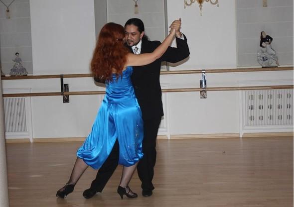 «Танцевальный коктейль» в Доме танца. Изображение № 4.