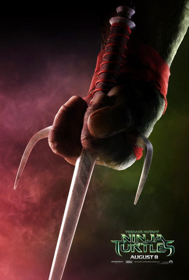 Новая реклама «Черепашек-ниндзя» показала Сплинтера. Изображение № 1.