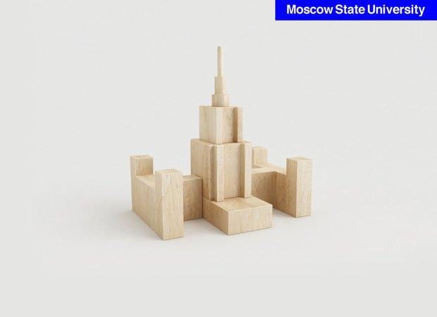 Концепт недели: Минималистичные московские сувениры. Изображение № 12.