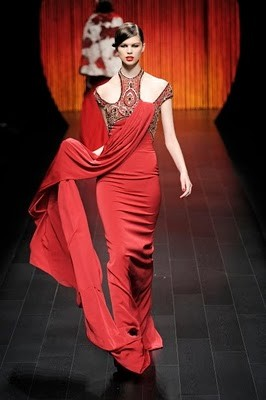 Georges Hobeika fall-winter 2010/2011. Изображение № 24.