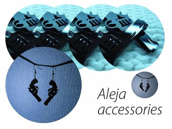 Aleja accessories - серьги из акрила. Сам себе дизайнер. Изображение № 5.