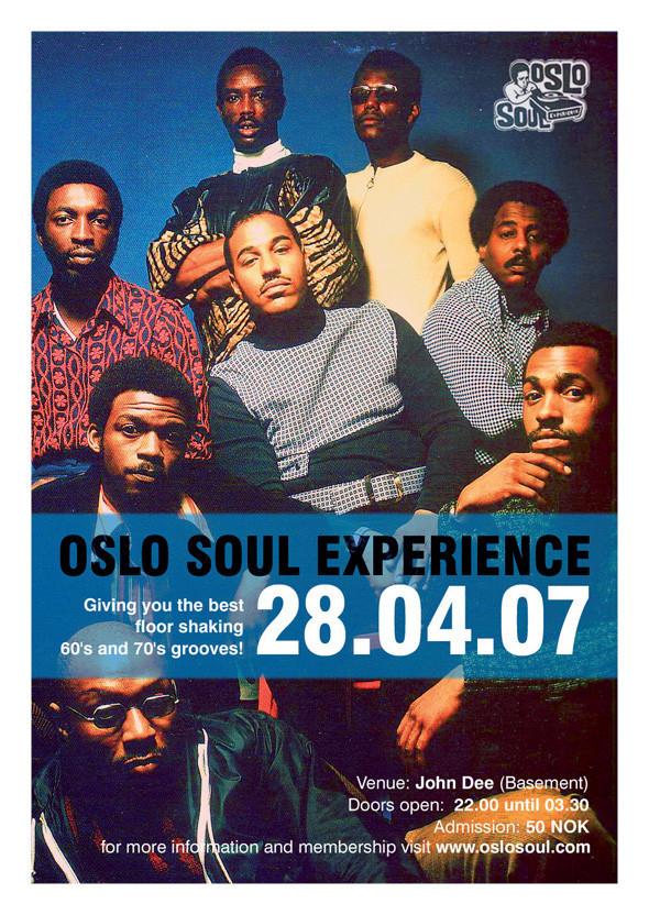 DJ BJOERN ESPEN (OSLO SOUL EXPERIENCE). Изображение № 23.
