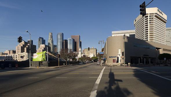 Мертвый город. Лос-Анджелес. Изображение № 18.