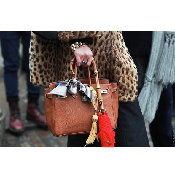 Изображение 95. На полях: 10 тенденций уличного стиля с прошедших недель моды.. Изображение № 95.