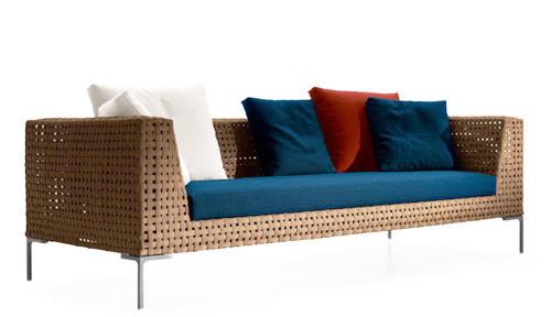 Новая коллекция уличной мебели от Antonio Citterio. Изображение № 7.