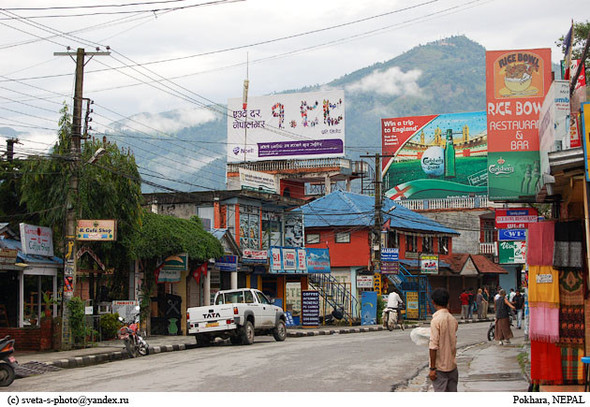 Непал, Покара. Изображение № 2.