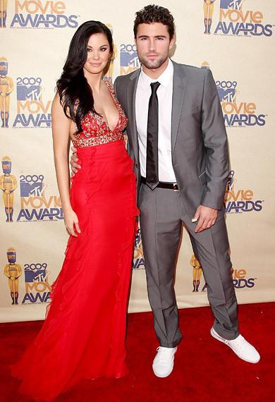 Наряды сMTV Movie Awards 2009. Изображение № 1.