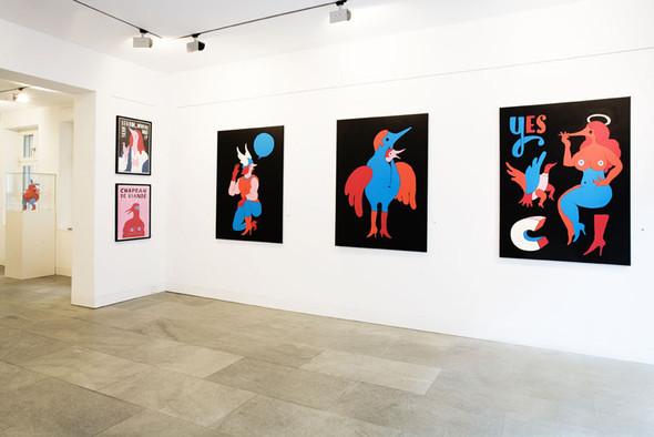 Parra вPool Gallery (Берлин). Изображение № 26.