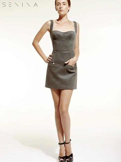Лукбук: SENINA FW 2011. Изображение № 8.