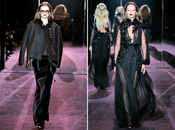 Показы Milan Fashion Week FW 2012: День 1. Изображение № 6.