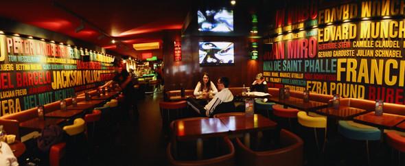 Изображение 52. Парижские кафе.. Изображение № 54.