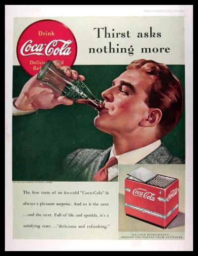 Изображение 19. Coca-cola – История бренда, история рекламы.. Изображение № 19.