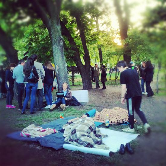 Московский «Вудсток» запоздал на 43 года. Изображение № 1.