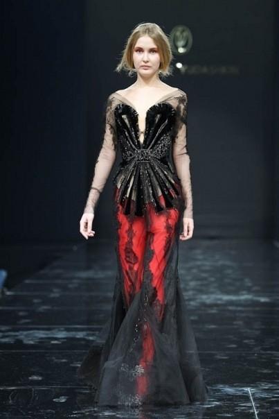 Изображение 9. Volvo Fashion Week. День 1. Valentin Yudashkin fall-winter 2011/12.. Изображение № 9.