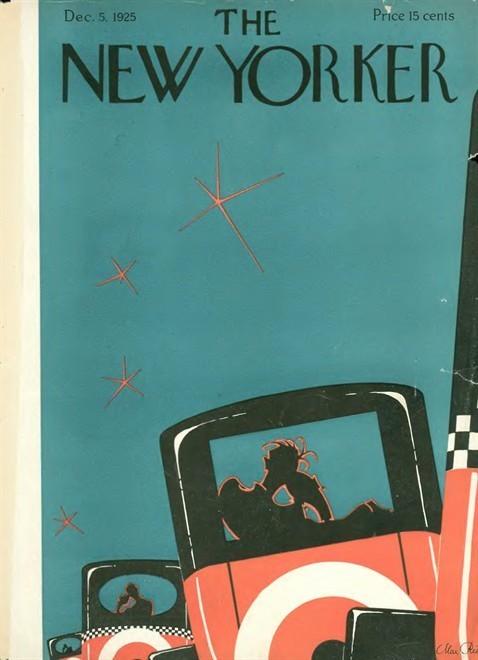 Обложки TheNew Yorker. Изображение № 1.