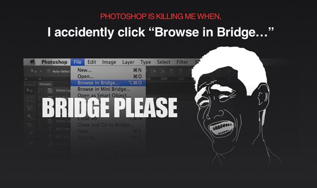 Проблемам Photoshop посвятили сайт. Изображение № 1.