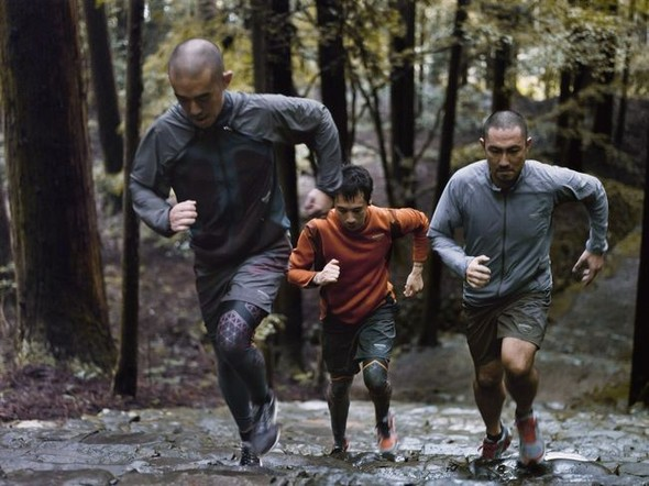 Лукбук: Nike x Undercover FW 2011. Изображение № 1.