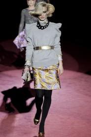 Осень 2009–2010. Модные тенденции изпрошлого. Изображение № 10.