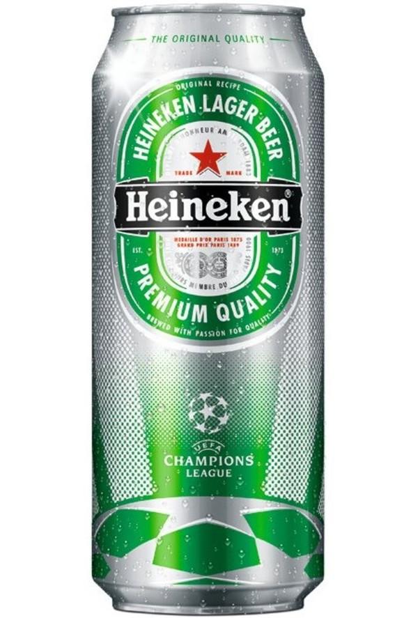 На финал Лиги чемпионов с Heineken. Изображение № 2.