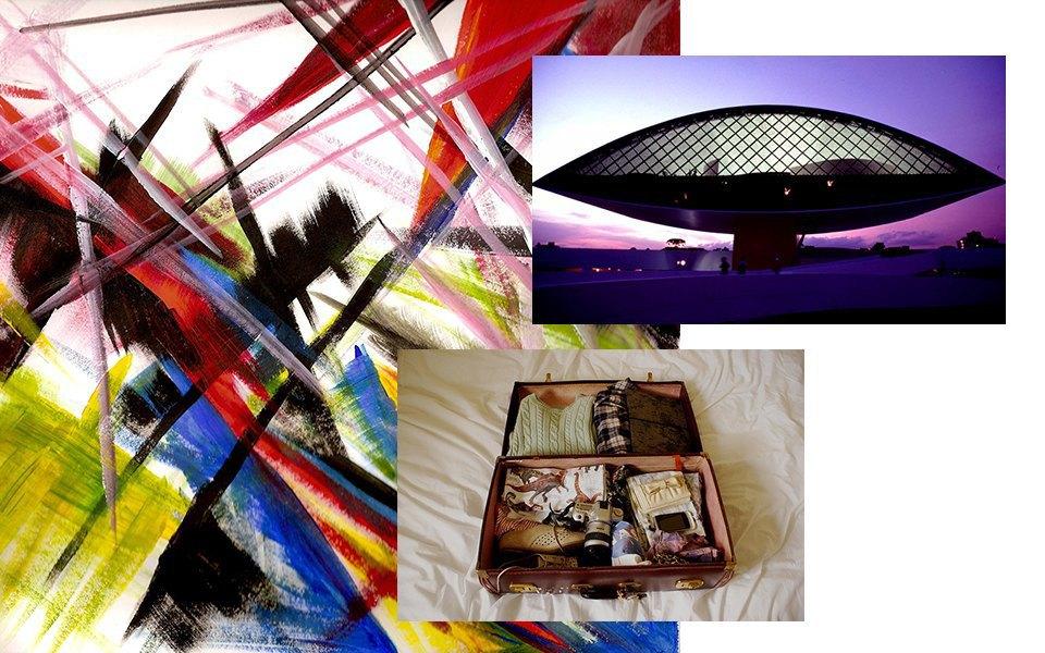 Путешествия, здания Оскара Нимейера, Футуризм. Изображение № 20.