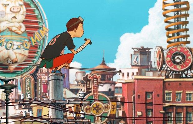 Что смотреть: Эксперты советуют лучшие японские мультфильмы. Изображение № 31.