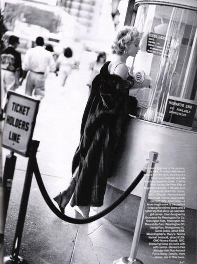 15 съёмок, посвящённых Мэрилин Монро. Изображение № 14.