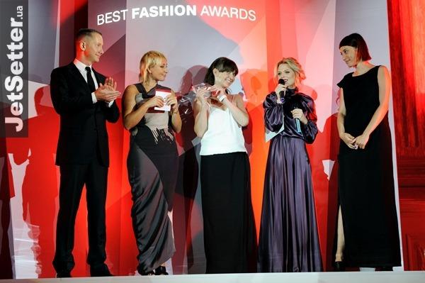 Kamenskakononova получили сразу две премии BEST FASHION AWARDS . Изображение № 1.