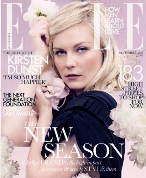 Обложки: Elle, Flare, Harper's Bazaar и Numero. Изображение № 1.