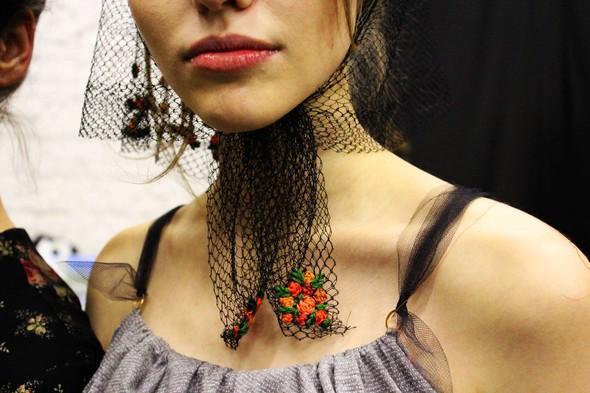 Ulyana Sergeenko SS 2012. Backstage. Изображение № 21.