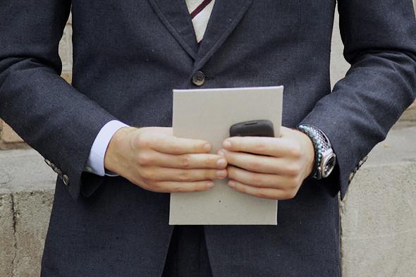 Изображение 37. Детали: Мужская неделя моды в Париже.. Изображение № 37.