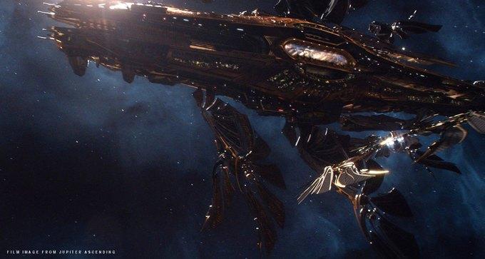 Художник «Восхождения Юпитер» выложил концепты к фильму. Изображение № 21.