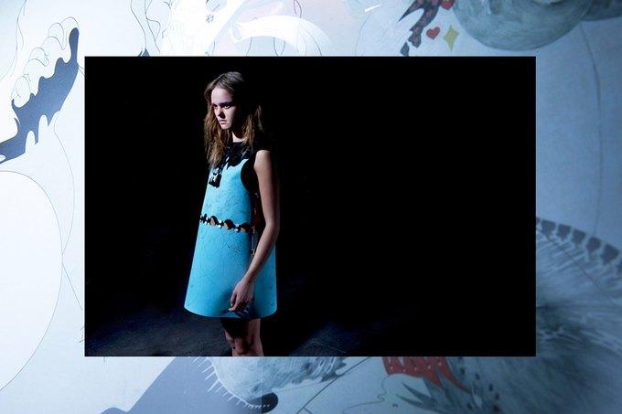 Минью Ким стала победителем премии H&M. Изображение № 1.