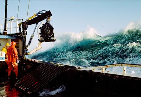 Каково быть рыболовом вАрктике. Изображение № 5.