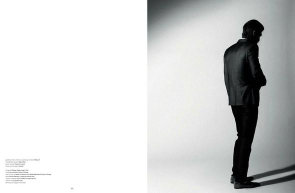 Мужские съёмки: L'Officiel, Numero, GQ и другие. Изображение № 37.