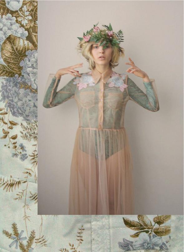 Свежая кровь: Леся Парамонова, дизайнер одежды. Изображение № 13.