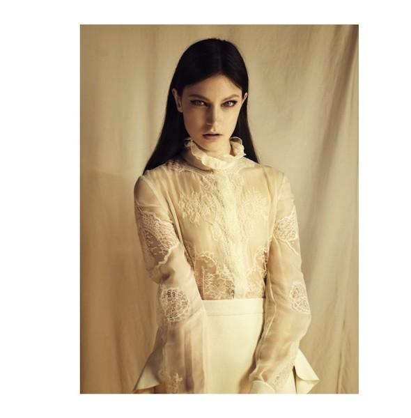 5 новых съемок: Harper's Bazaar, Qvest, POP и Vogue. Изображение № 39.