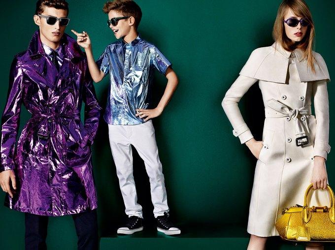 Balenciaga, Jean Paul Gaultier и Versace выпустили кампании. Изображение № 11.