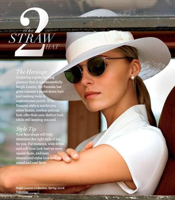Ralph Lauren Women's Summer 2012 Top 10 Essentials. Изображение № 2.